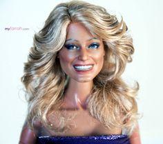 Farrah Valentine naked 554
