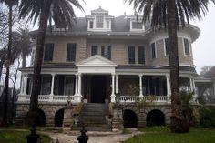 The J.C. League house  Galveston Island, TX  c. 1892-3,  Architect: Nicholas J. Clayton