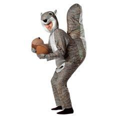 Men's Squirrel Costume #costume #halloween