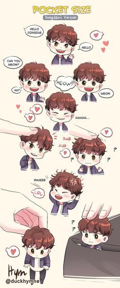 ChiBi : Photo EXO Chen