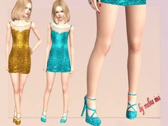 Teen Shiny by Melisa Inci  http://www.thesimsresource.com/downloads/1171261