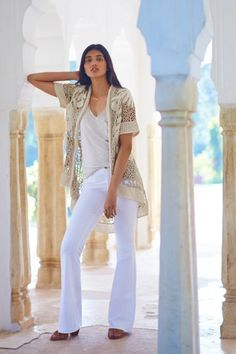 MiH Marrakesh Flare Jeans #Anthropologie