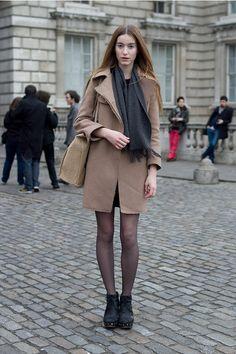 Street Style | Women's & Men's Street Style at Coggles