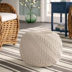 Shop a great selection of Knitted Pouf Breakwater Bay. Find new offer and Similar products for Knitted Pouf Breakwater Bay.