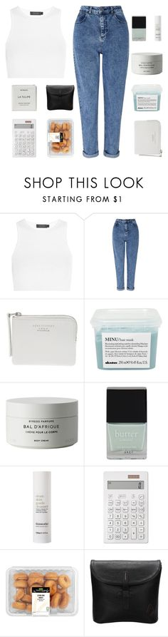 """I was lightning before the thunder"" by constellation-s ❤ liked on Polyvore featuring Calvin Klein Collection, Miss Selfridge, The Webster, Davines, Byredo, Butter London, This Works and Muji"