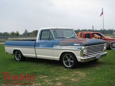 Ford F100 Under Construction