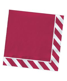 Love this Red Paper Napkin - Set of 40 by Party Partners on #zulily! #zulilyfinds
