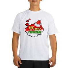 My First Christmas Performance Dry T-Shirt. Christmas T-Shirt. New Christmas shirt design.  Tags Keyword: gifts christmas, grandma gifts christmas, hottest gifts christmas 2015, hot gifts christmas 2015, men gifts Christmas, make your own gifts christmas, kids crafts gifts christmas, inexpensive gifts christmas, popular gifts christmas 2015, parents gifts christmas, personalized baby gifts christmas, mothers gifts christmas, quick gifts christmas, railroad train gifts Christmas