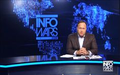 Join Alex Jones LIVE