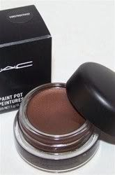 MAC Paint Pot  Constructivist - this is part of my  quick and lazy makeup routine. Great product! #mac #beauty #products