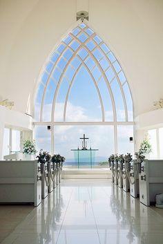 Aqualuce Chapel (Okinawa, Japan)