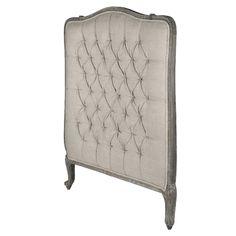 Wood Upholstered headboard