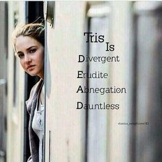 VERONICA WAS WARNING US FROM THE BEGINNING ALEJEJDOEJBEJRKEH ~Divergent~ ~Insurgent~ ~Allegiant~