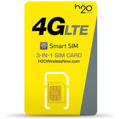 H2O 3-in-1 SIM Card         >>> Learn more by visiting the image link. (This is an affiliate link) #CellPhonesAccessories