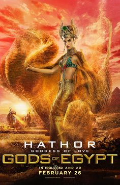 Extra Large Movie Poster Image for Gods of Egypt