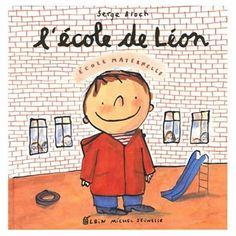 L'école de Léon série de fiches #french #francais