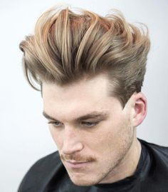 mens hairstyles for highlight hair | Men\'s hairstyle | Pinterest ...