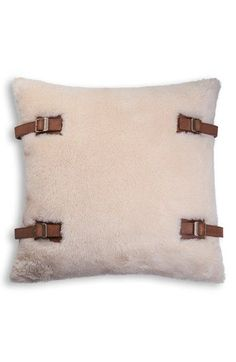 UGG® 'Luxe Lodge' Pillow available at #Nordstrom