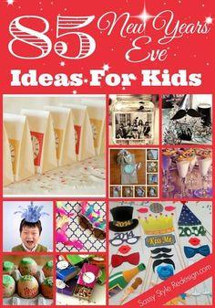 50 Amazing New Years Ideas