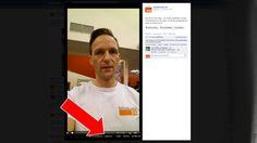 Video bei #Facebook bearbeiten - #SocialMedia Tipp