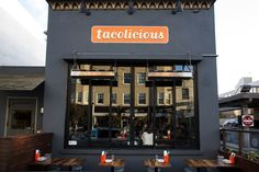 Tacolicious - The Mission  741 Valencia St. (at 18th St.)  Phone: 415-626-1344  Hours: Daily, 11:30 a.m. to midnight