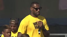 LeBron James to Provide Scholarships For Akron Students