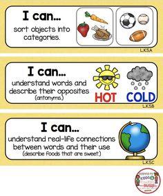 Kindergarten Goals, Kindergarten First Day, Homeschool Kindergarten, Homeschool Worksheets, Elementary Teaching, Homeschooling, Curriculum, Common Core Science, Teacher Freebies