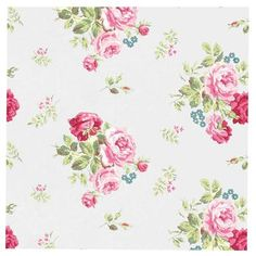 Decorate your home with our Antique Rose Bouquet wallpaper, printed on high quality paper for a superb finish.