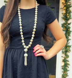 Lisi Lerch Loving  + click the link to win this necklace!