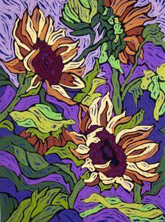 "monique straub artist | MONIQUE STRAUB: Daily Painters ""Sundance"""