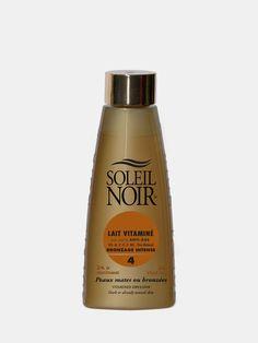 SOLEIL NOIR , Lait Vitaminé 4 Bronzlaştırıcı Güneş Sütü  #shopigo#shopigono17#beauty#fashion#luxury#stylist#accessories#health#beautyproducts