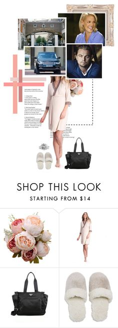 """""""(Read!) Being Brought To The Hospital At Night In The Early Stages of Labour"""" by eleanorofwales ❤ liked on Polyvore featuring Grey's Anatomy, Prada and Natori"""
