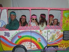 Cute hippie family :-)