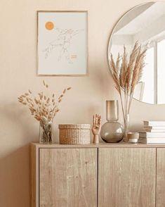 Home Decor Bedroom, Living Room Decor, Diy Home Decor, Bedroom Ideas, Earthy Living Room, Bedroom Crafts, Home Decoration, Living Room Colors, Decor Room