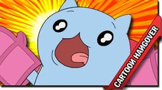 Catbug, cartoon hangover
