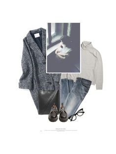 """""""La Fenêtre / The Window"""" by halfmoonrun ❤ liked on Polyvore featuring Proenza Schouler and ZeroUV"""