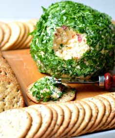 Great Balls of Cheese: 22 Epic Cheese Ball Recipes via Brit + Co.