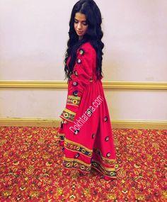 #pink #afghani #dress