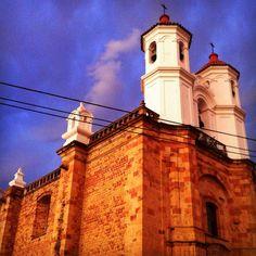 San Felipe Neri - Sucre, Bolivia #travelbolivia