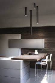 Studio Italia Design A-Tube Large Ceiling - Luxury Kitchen Remodel Luxury Kitchen Design, Best Kitchen Designs, Interior Design Kitchen, Home Design, Design Studio, Modern Farmhouse Kitchens, Rustic Kitchen, New Kitchen, Kitchen Ideas