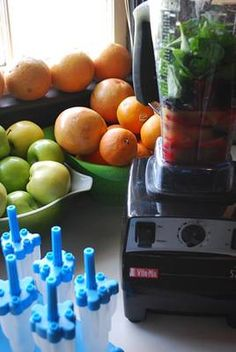 Homemade Popsicle Recipes – Organic Popsicles – 50 Popsicle Recipes
