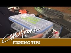 Kayak Bassin TV - Chad Hoover's Tackle Management - YouTube