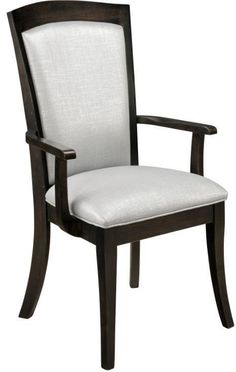 Keystone Collections Verona Dining Room Chair Keystone Collection Our American Made Verona Dining Chair from the Keystone Collection is elegantly contoured and beautifully designed with comfort. Amish Furniture, Dining Room Furniture, Upholstered Dining Chairs, Dining Room Chairs, Shabby Chic Table And Chairs, Wrought Iron Patio Chairs, Big Sofas, Cafe Interior, Contemporary Furniture