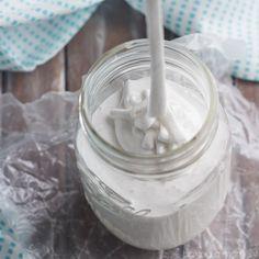 Marshmallow Sauce, Marshmallow Cream, Marshmallow Recipes, Ice Cream Toppings, Ice Cream Recipes, Dessert Sauces, Dessert Recipes, Sauce Recipes, Baking Recipes