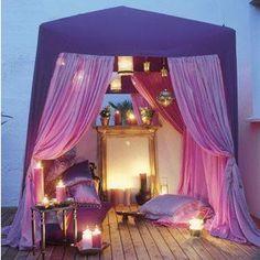 Magical Fairy tent.