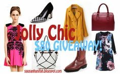 Jolly Chic $80 GIVEAWAY!