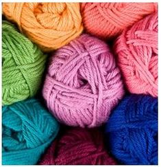 Eco-Cotton Blend Yarn (by Red Heart) - Substitutes