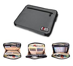 PRODUCT DETAILS : Keep your electronics accessories organised and easy to find with this Universal Electronics Accessories Travel Bag from Damai Organise your electronics accessories and card and tablet the [ ]