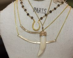 Take a look at the newest in Whitney's Gold Collection!