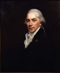 Matthew Lews Sr 1790 by Sir William Beechey